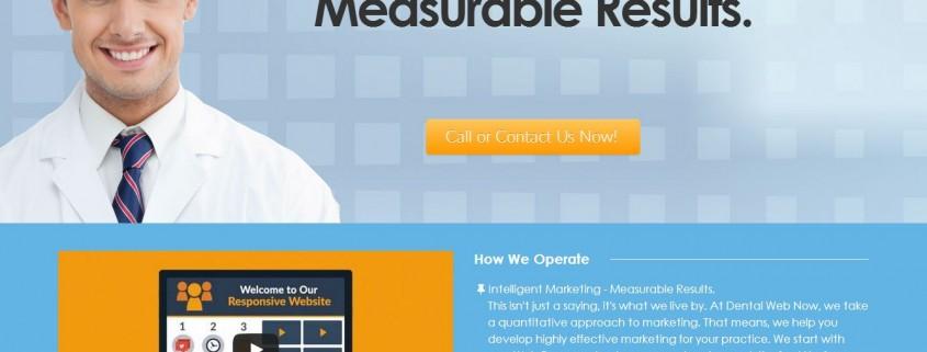 Dental Web Now - Blu Creativ